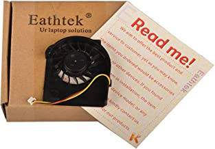 Eathtek Replacement CPU Cooling Fan for IBM Thinkpad T410 T410I Series, Compatible with Part Number 45M2722 45N5908 45M2721
