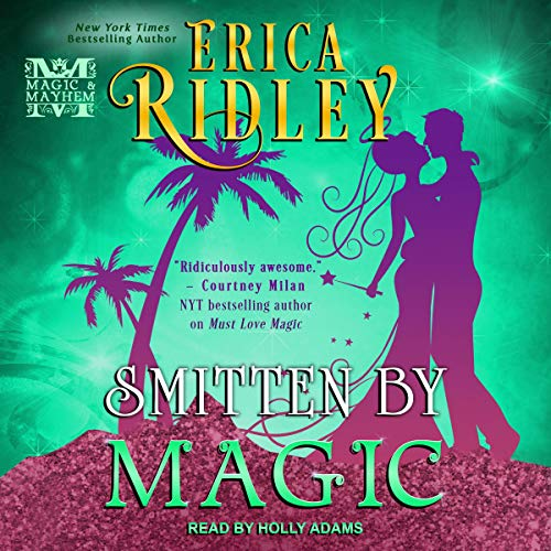 Smitten by Magic audiobook cover art