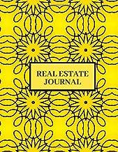 Real Estate Journal: Real estate client portfolio management book (Real Estate client log)