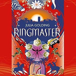 『Ringmaster』のカバーアート