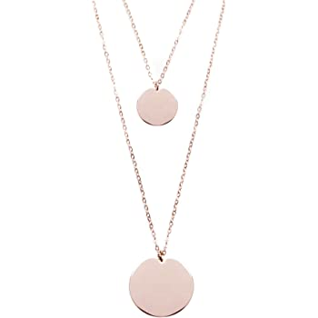 Fashion Womens Jewelry Charms Crystal Simulated Pearl Rose Pendant Chain Rose Gold Plated Short Necklace