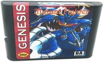 Royal Retro Mazin Sage Mutant Fighting For Sega Genesis & Mega Drive Console de jeux vidéo 16 bits (noir)