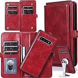 Auker Galaxy S10Plus Detachable Magnetic Case Wallet, 7