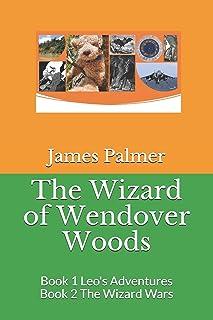 The Wizard of Wendover Woods: Book 1 Leo's Adventures Book2 The Wizard Wars