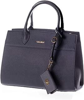 Saffiano Carry All Satchel Bag