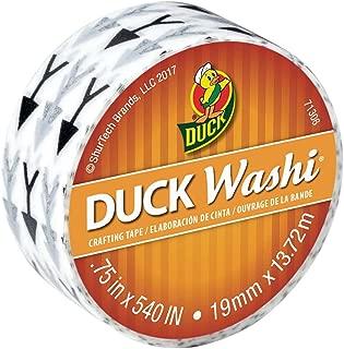 Arrows Duck Washi Crafting Tape 0.75 in. X 15 yd.