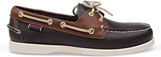 Luxury Fashion | Sebago Men 7002T60A0X Brown Leather Loafers | Spring-summer 20
