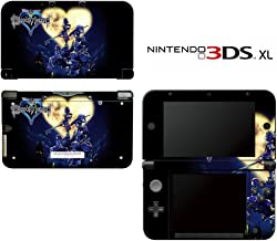 Kingdom Hearts Decorative Video Game Decal Skin Sticker Cover for Nintendo 3DS XL