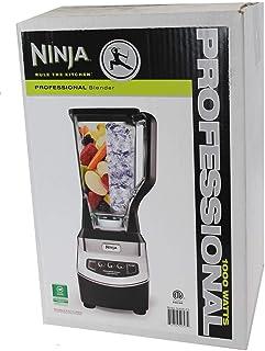 Ninja Professional Blender (NJ600) (Renewed)