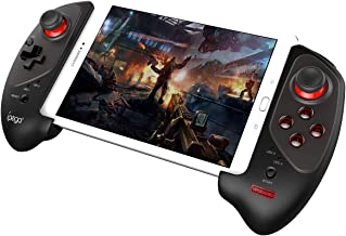 IPEGA PG-9083S Wireless adapter 4.0 Joystick Gamepad with 5-10 Inch Telescopic Holder for Android/iOS Smartphone Android Tablet PC Smart Android PC TV Box