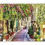 murando Carta da parati Toscana 350x256 cm Fotomurali in TNT Murale alla moda Decorazione da Muro...