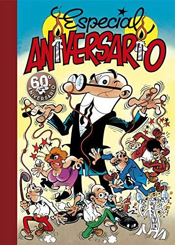 Especial Aniversario: El 35 aniversario | ¡Supermortadelo! = ¡Súper Mortadelo | ¡A la feria, a la feria! y otras aventur (Súper Humor Mortadelo 1)