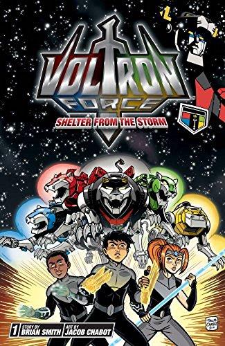 Voltron Force Volume 1