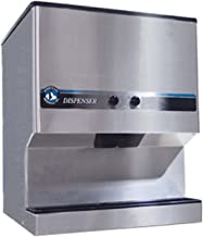 "Hoshizaki DM-200B 30"" Ice and Water Dispenser with 140 lbs. Ice Storage Capacity Unique Auger Agitator Design Dispenses Individual Cubes and Dispenses 7.5 lbs. of Ice Per Minute: Stainless"