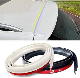Car Door Rubber Seal Strip Trunk Cover Edge Sealing Adhesive Strip Sticker