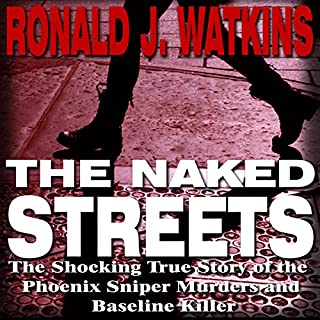 The Naked Streets audiobook cover art