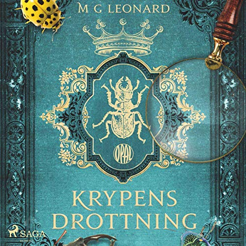 Krypens drottning cover art