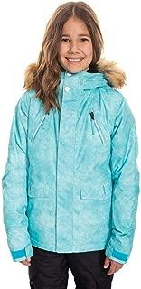 Girls' Ceremony Insulated Jacket - Waterproof Ski and Winter Coat