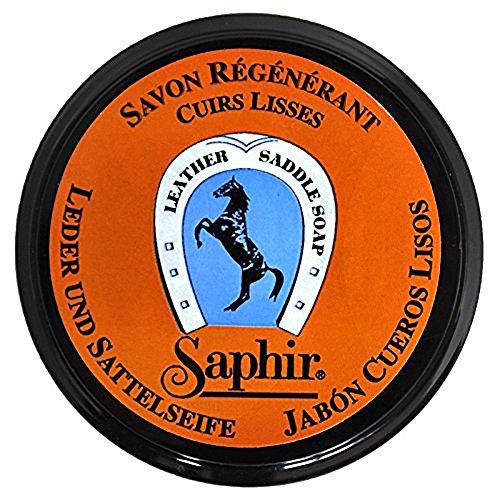 Saphir Sattelseife, 100 ml