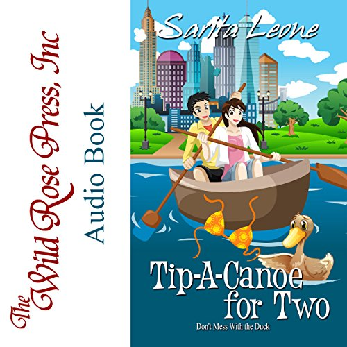 Tip-a-Canoe for Two audiobook cover art