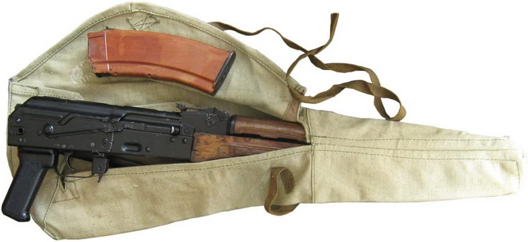 Made in USSR AKS 74 47 Courier shipping free shipping AKMS Max 46% OFF For Kalashnikov case soft canvas bag