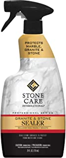 Stone Care International Granite Sealer and Protector - 24 Ounce - for Stone Countertop