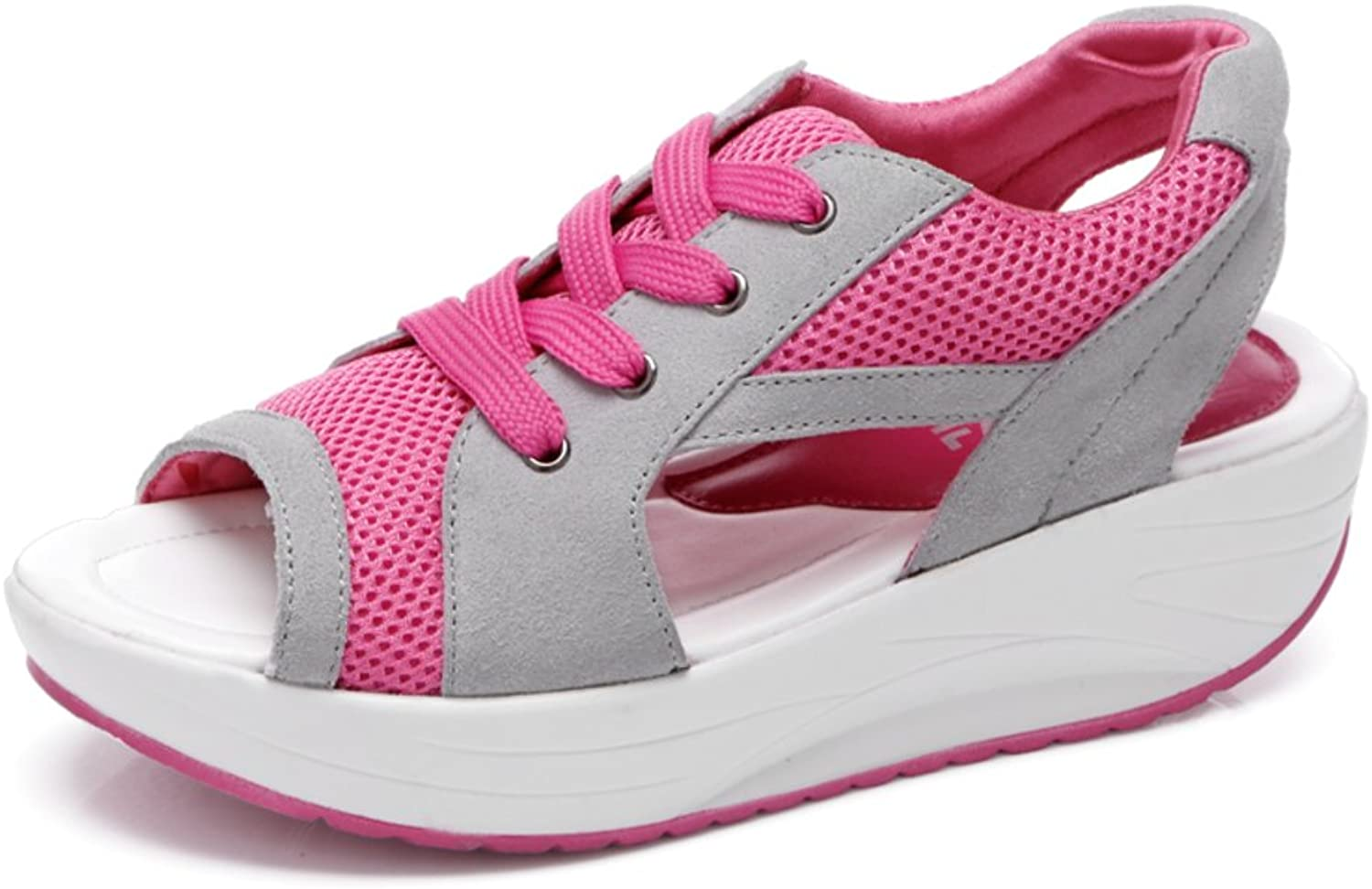 MET RXL Ladies Fashion Sandals Breathable mesh shoes high Casual shoes