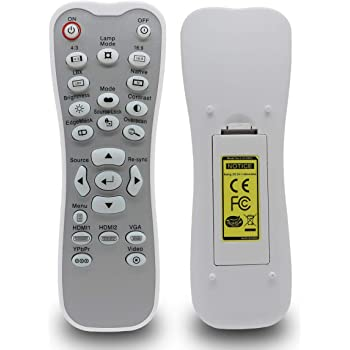 Compatible Replacement Optoma /'DS/' Series Projector Remote Control