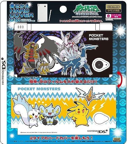 precio razonable DSi Jupiter Pokemon Diamond & Pearl Hard Cover Cover Cover Top Only-Giratina & Friends  autentico en linea