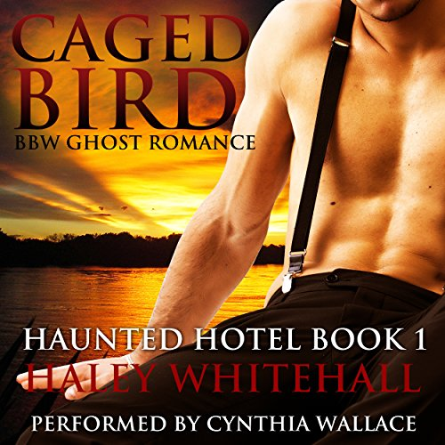 Caged Bird (BBW Ghost Romance) audiobook cover art