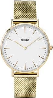 d3128e96c89 Cluse Women s La Boheme 38mm Steel Bracelet Metal Case Quartz Watch CL18109