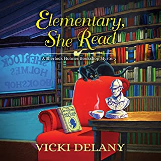 Elementary, She Read audiobook cover art