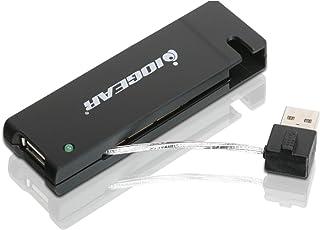 IOGEAR 4 Port USB 2.0 Hub Multi-Language Version GUH285W6
