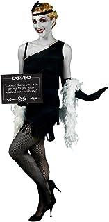 Morphsuits Women's Morphcostume Co Silent Movie Starlet 1920S Female Costume