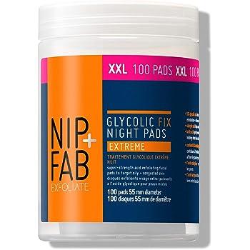 Nip+Fab Glycolic Fix Night Pads Extreme, Supersize