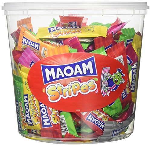 Maoam 150 Stripes, 3er Pack (3 x 1.050 g)