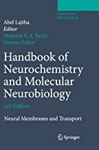 Handbook of Neurochemistry and Molecular Neurobiology: Neural Membranes and Transport (Springer Reference)