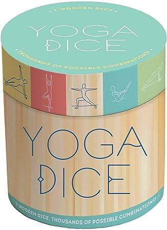 These Fun Yoga Dice