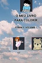 O meu livro para colorir: O meu livro para colorir para crianças