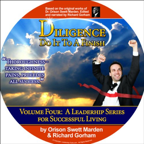 Diligence audiobook cover art