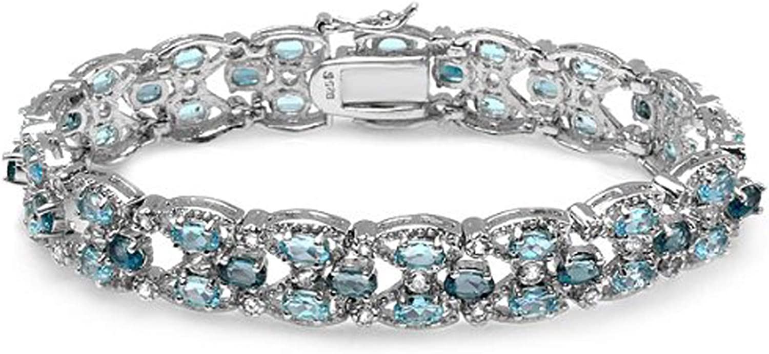 Dazzlingrock Collection 3 Colors of Topaz - Super beauty product restock quality top Ov and Swiss London Purchase