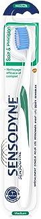 Sensodyne tandborste, vård och precision, för känsliga tänder, medium (sorterad)