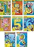 SpongeBob Schwammkopf - Season 1-8 im Set - Deutsche Originalware [26 DVDs]