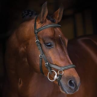 Rambo Micklem Deluxe Competition Bridle Standard H