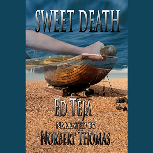 Sweet Death audiobook cover art