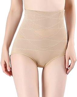 ملابس داخلية للنساء من Shapers مشد خصر عالي الخصر للتخسيس البطن ملابس داخلية (اللون: البشرة، الحجم: 3XL)