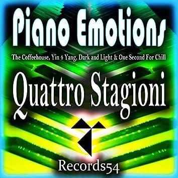 Piano Emotions: Quattro Stagioni