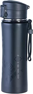 17oz Double Wall Stainless Steel Vacuum Travel Mug - Matrix (Black)