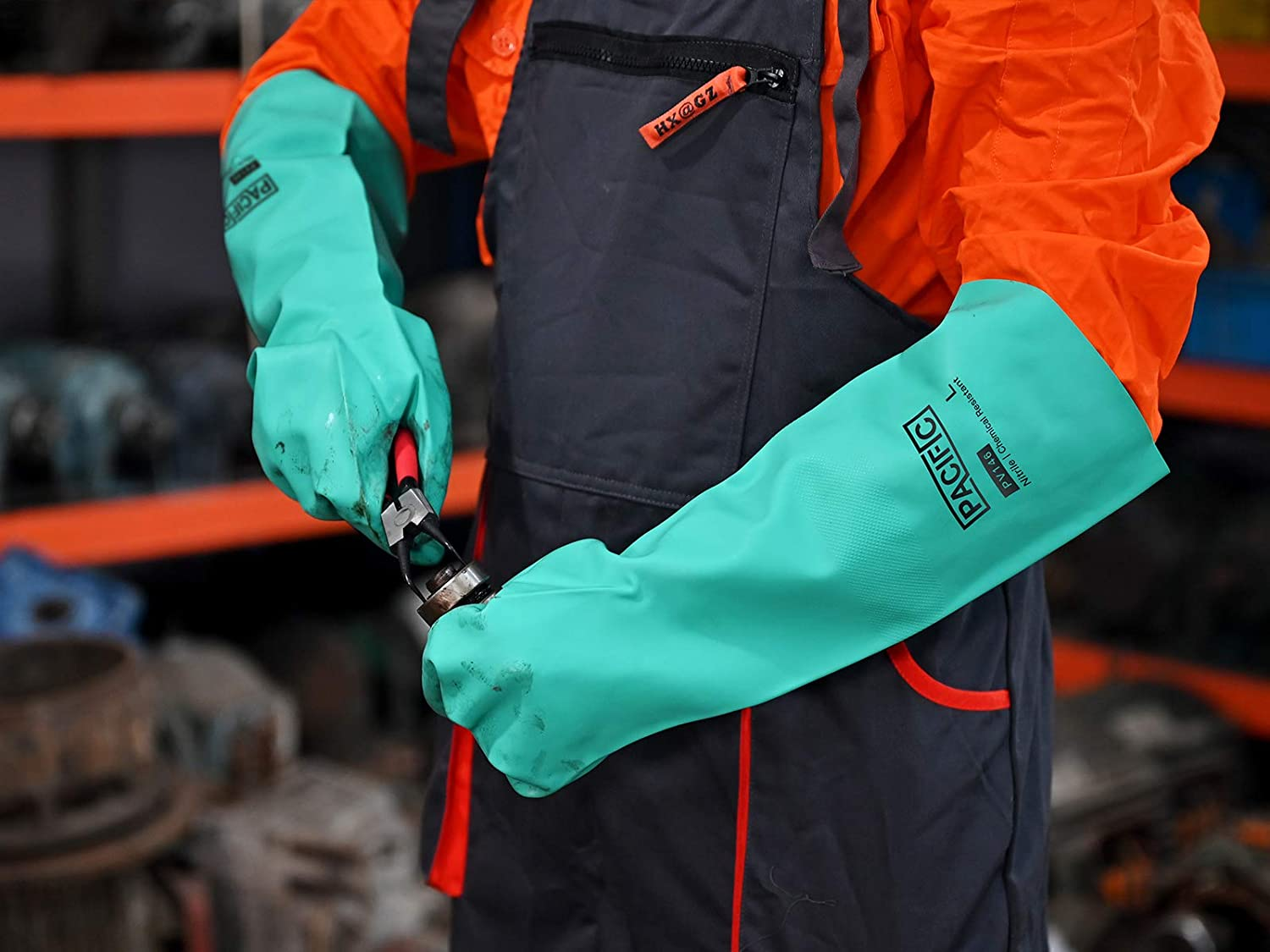 Everything To Know About Nitrile Chemical Resistant Gloves