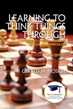 Best learning to think things through ebook Reviews
